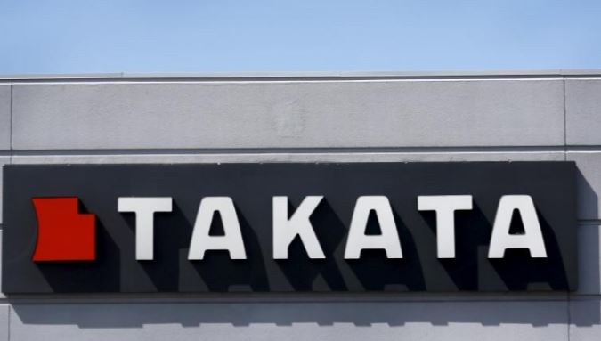 Takata could pay up to $1 billion to settle US criminal probe