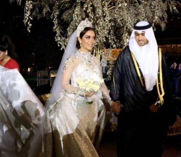 KSA Saudi Businessman Marries Emirati Singer Balqees