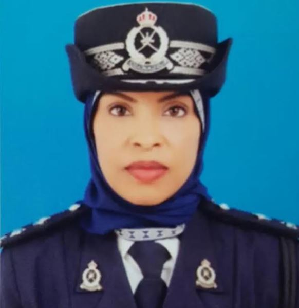 First Omani woman appointed police station chief