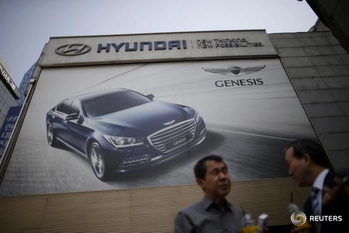 Hyundai, Kia aim to grow 2017 sales to 8.25 million vehicles globally