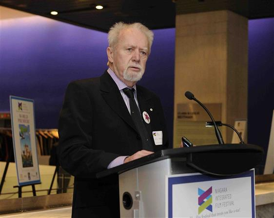 Co-founder of Toronto International Film Festival dies