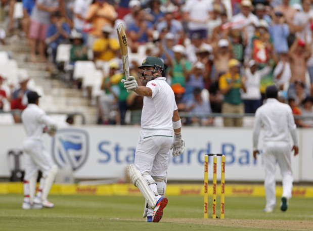South Africa 69-3 as Kumara strikes on 1st day for Sri Lanka