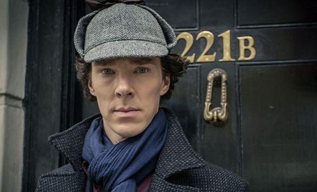 Sherlock star Benedict Cumberbatch related to writer Conan Doyle?