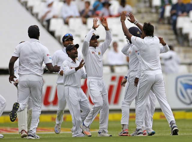 Lahiru Kumara claims maiden five-wicket haul for Sri Lanka