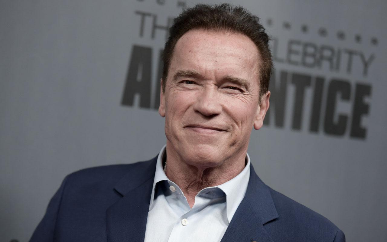 'You're terminated!': Schwarzenegger takes over Trump's 'Apprentice'