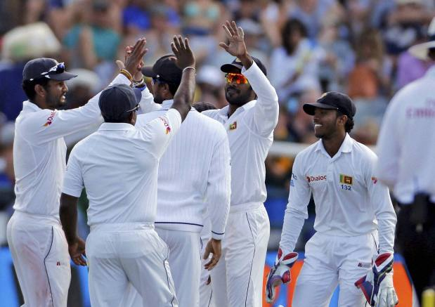 Sri Lanka bowled out for 110 as South Africa tighten grip