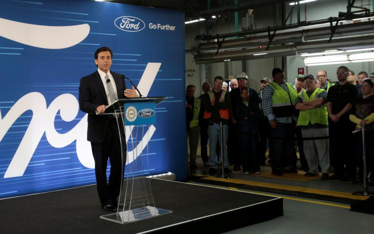 Chided by Trump, Ford scraps Mexico factory, adds Michigan jobs