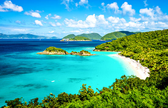 The US Virgin Islands will pay YOU to visit there this year!