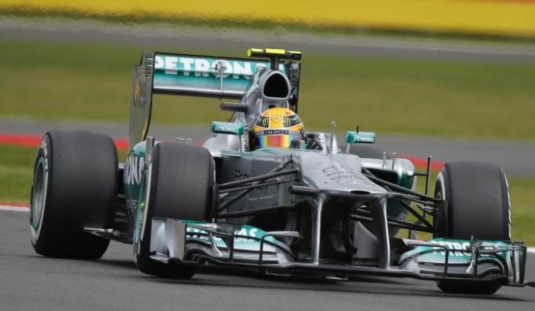 Silverstone's owners question British GP future