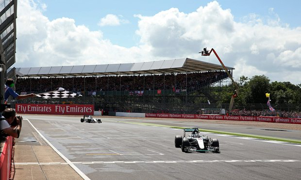 British GP could be dropped for a year - Ecclestone