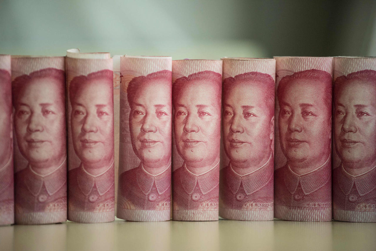 China sets biggest one-day yuan increase in over decade
