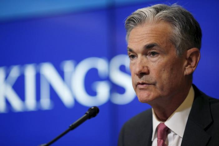 Fed's Powell sees only isolated signs of financial excess