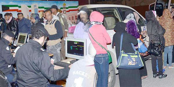 Kuwait deports 29,000 expatriates in 2016