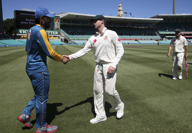 Smith shifts focus to India