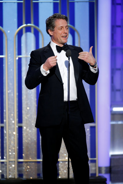 Hollywood: In Pictures: 'La La Land' waltzes off with big win at Golden Globes