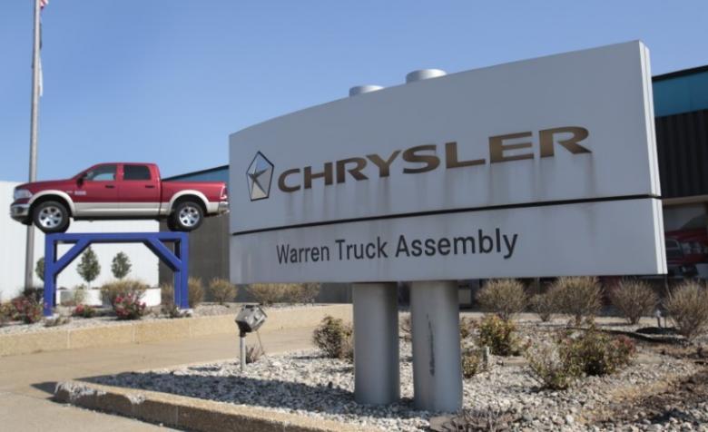 Fiat Chrysler to invest $1 billion in U.S. plants, add jobs