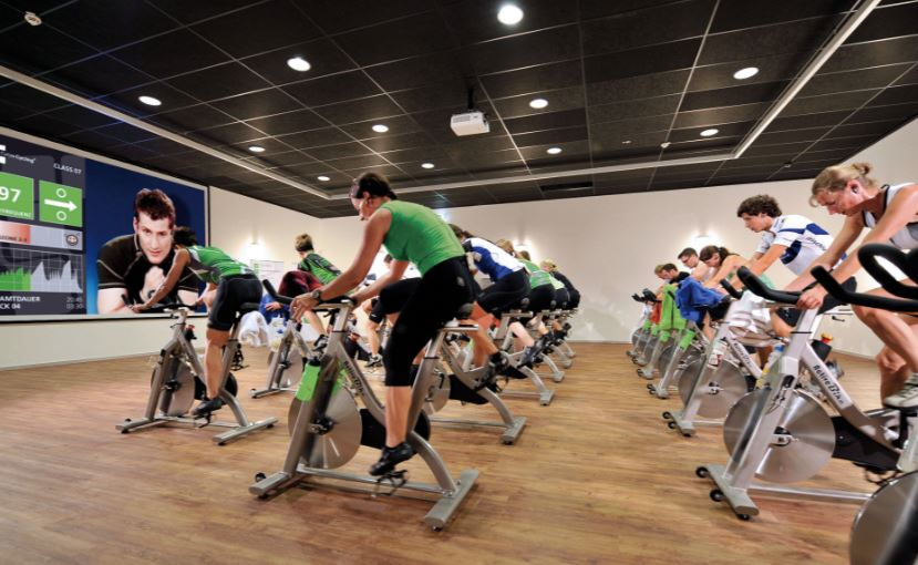 Cybercycling' during gym class tied to better school behaviour