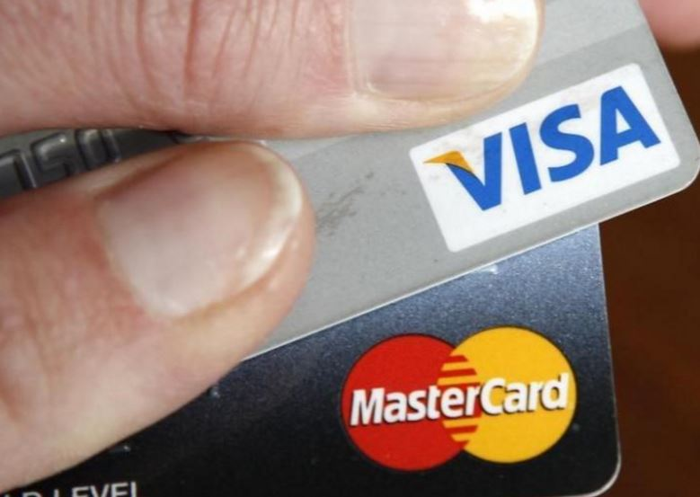 Credit card spending jumped in November