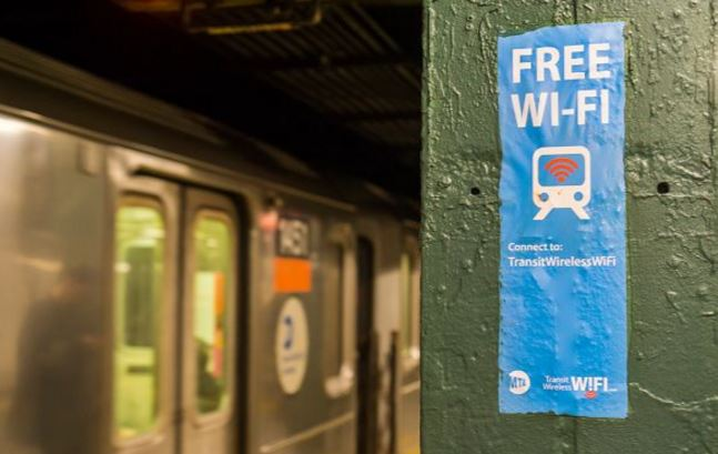 Cellphone, Wi-Fi coverage goes live at NYC subway stations
