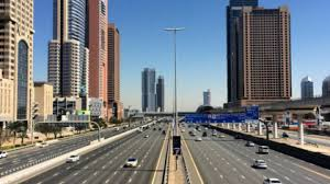 Car-free day in Dubai on February 5