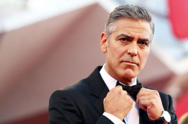 Clooney hopes Trump presidency won't spawn 'terrible things'