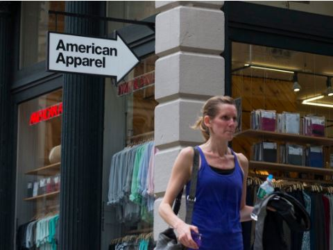 Canadian apparel maker Gildan wins auction to buy American Apparel