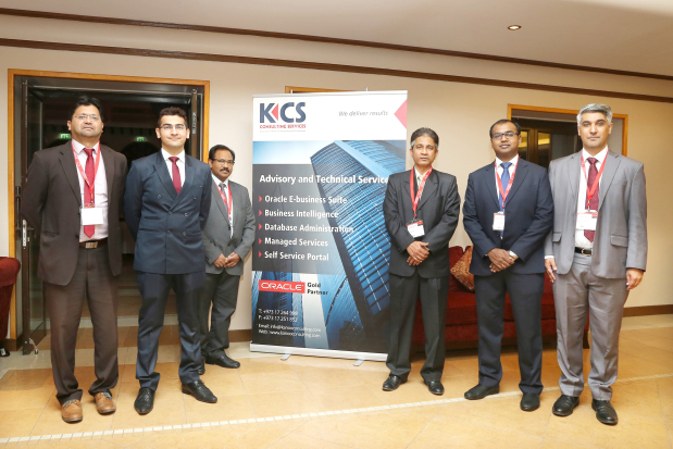 Kanoo Consulting Services showcases enterprise business intelligence and mobile applications