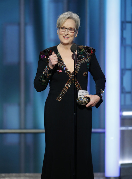 Meryl Streep overrated? Donald Trump needs a fact-check