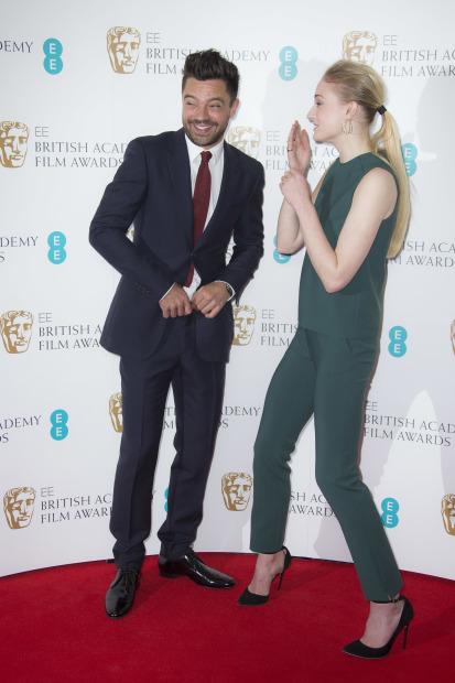 Photos: 'La La Land' leads BAFTA with 11 nominations