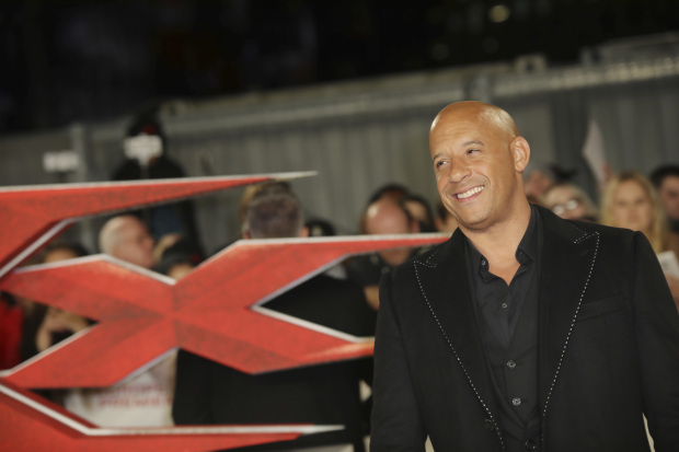 In Pictures: Vin Diesel, new 'xXx' cast attend European premiere
