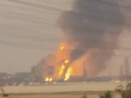 Fire breaks out at ADNOC-run oil refinery