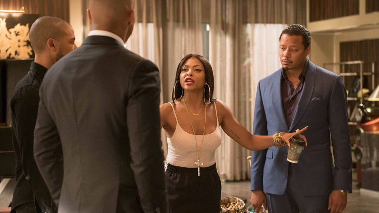 'Empire' renewed for season four