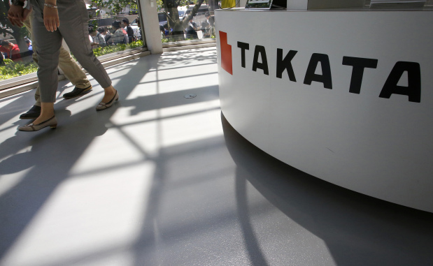 Takata agrees to guilty plea, will pay $1billion for hiding defect