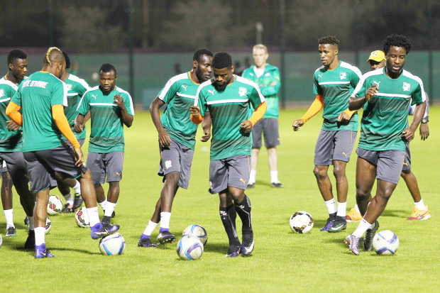 Ivory Coast aim to defend title
