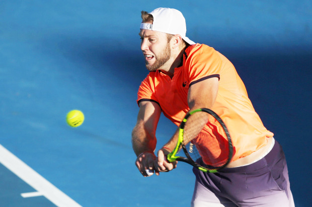 Sock sets up title clash with Sousa