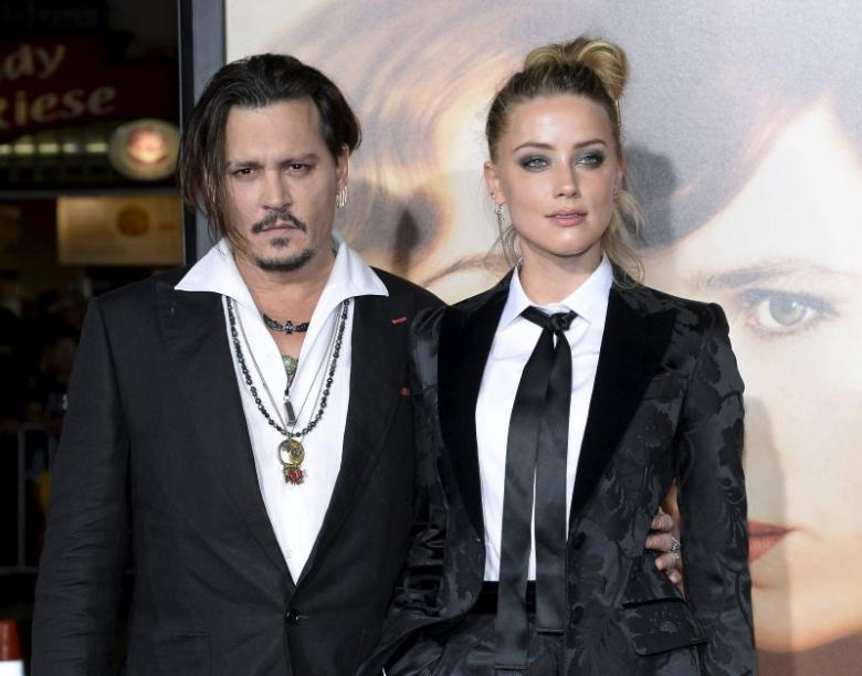 Actors Johnny Depp, Amber Heard finalize bitter divorce