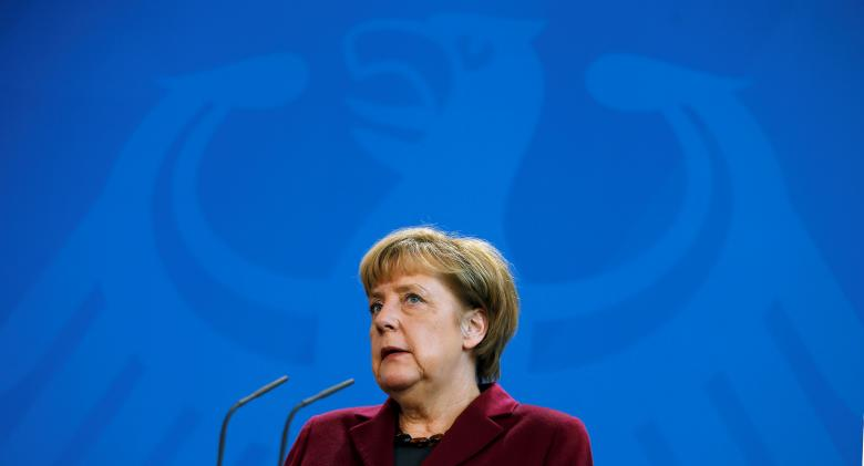 Merkel backs multilateral approach as Trump presidency looms