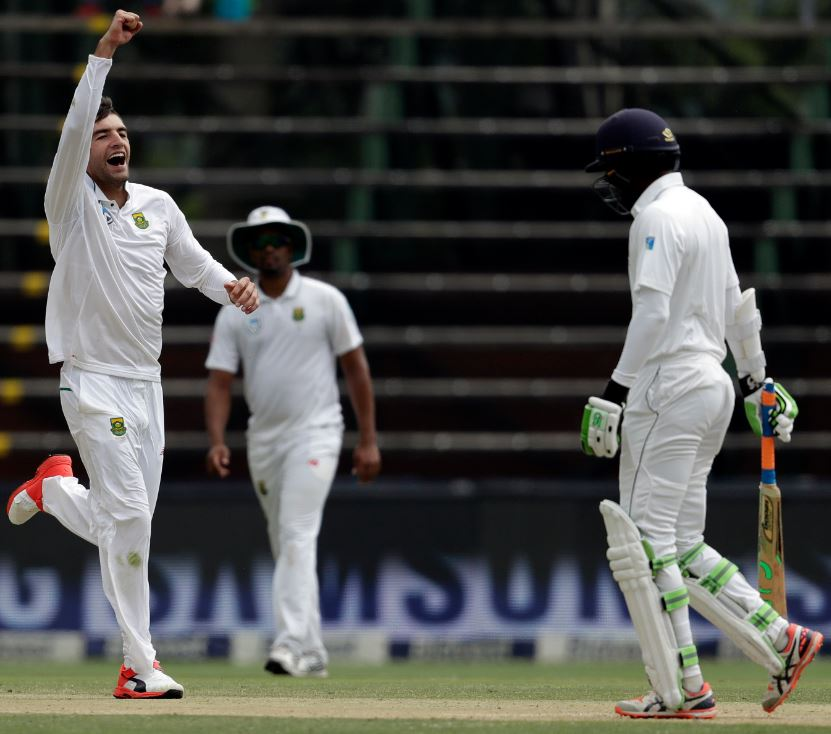 South Africa complete Sri Lanka Test rout