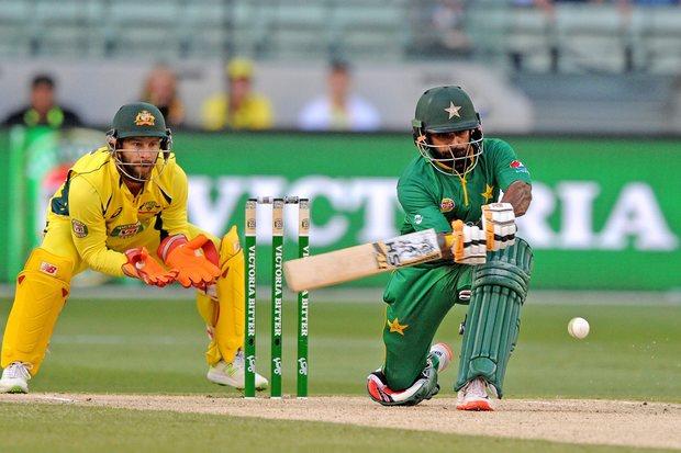Pakistan beat Australia in 2nd ODI in Melbourne