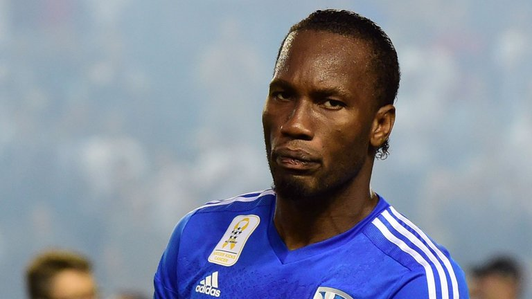 Drogba, 38, in talks with Corinthians