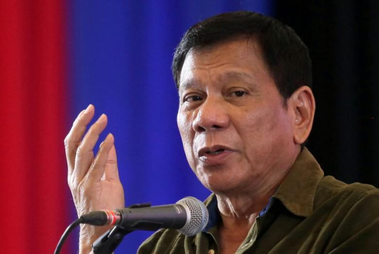 Duterte orders troops to bomb militants to stop kidnappings at sea