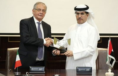 Dewa, Enel sign knowledge sharing tie-up