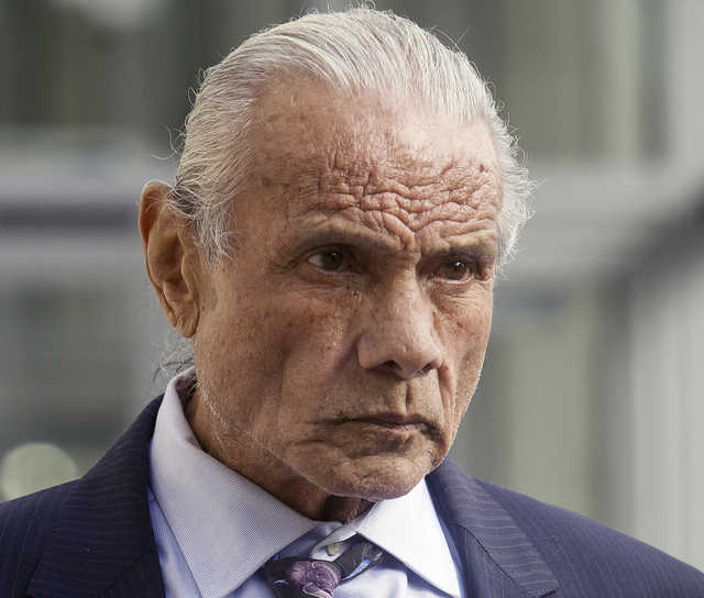 Former pro wrestler Jimmy 'Superfly' Snuka dies at 73