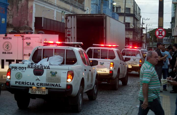 26 killed in latest Brazil jail bloodbath