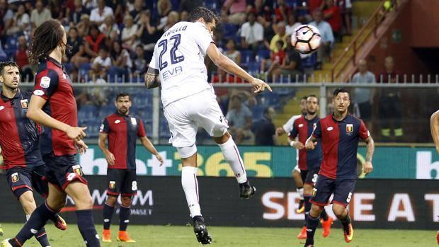 Serie A: Borriello bags brace for Cagliari in 4-1 Genoa romp