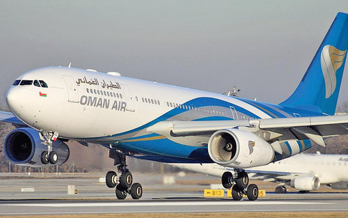 Oman Air denies bomb threat report