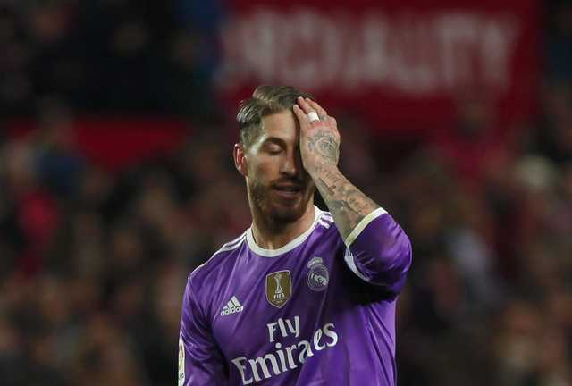 La Liga: Ramos own goal as Sevilla ends Real Madrid's unbeaten run
