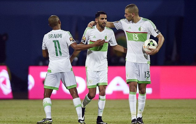 CAN: Algeria surprised at African Cup, Ivory Coast now cautious
