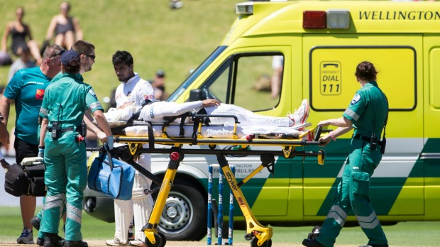Mushfiqur Rahim released from hospital after bouncer scare