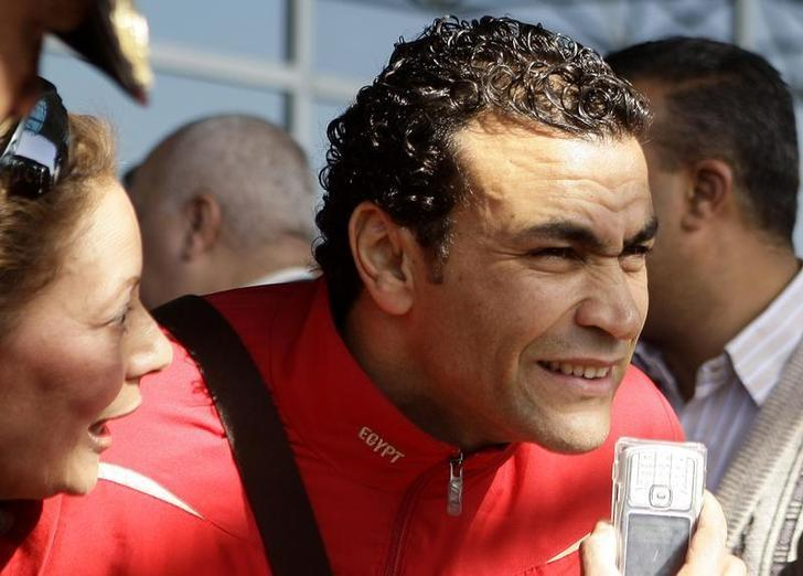 El Hadary poised to smash Nations Cup age record at 44